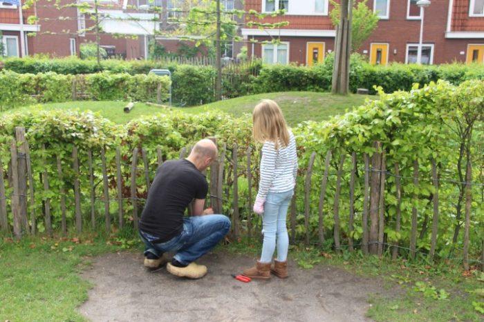 Zaterdag 4 november laatste keer tuinieren in Het Kleine Park