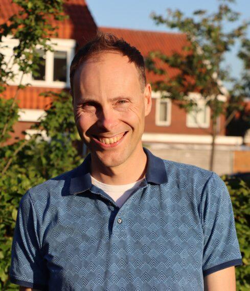 Penningmeester: Pieter Eendebak