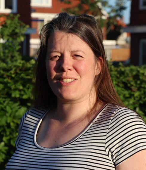 Secretaris: Wendy Vervoort